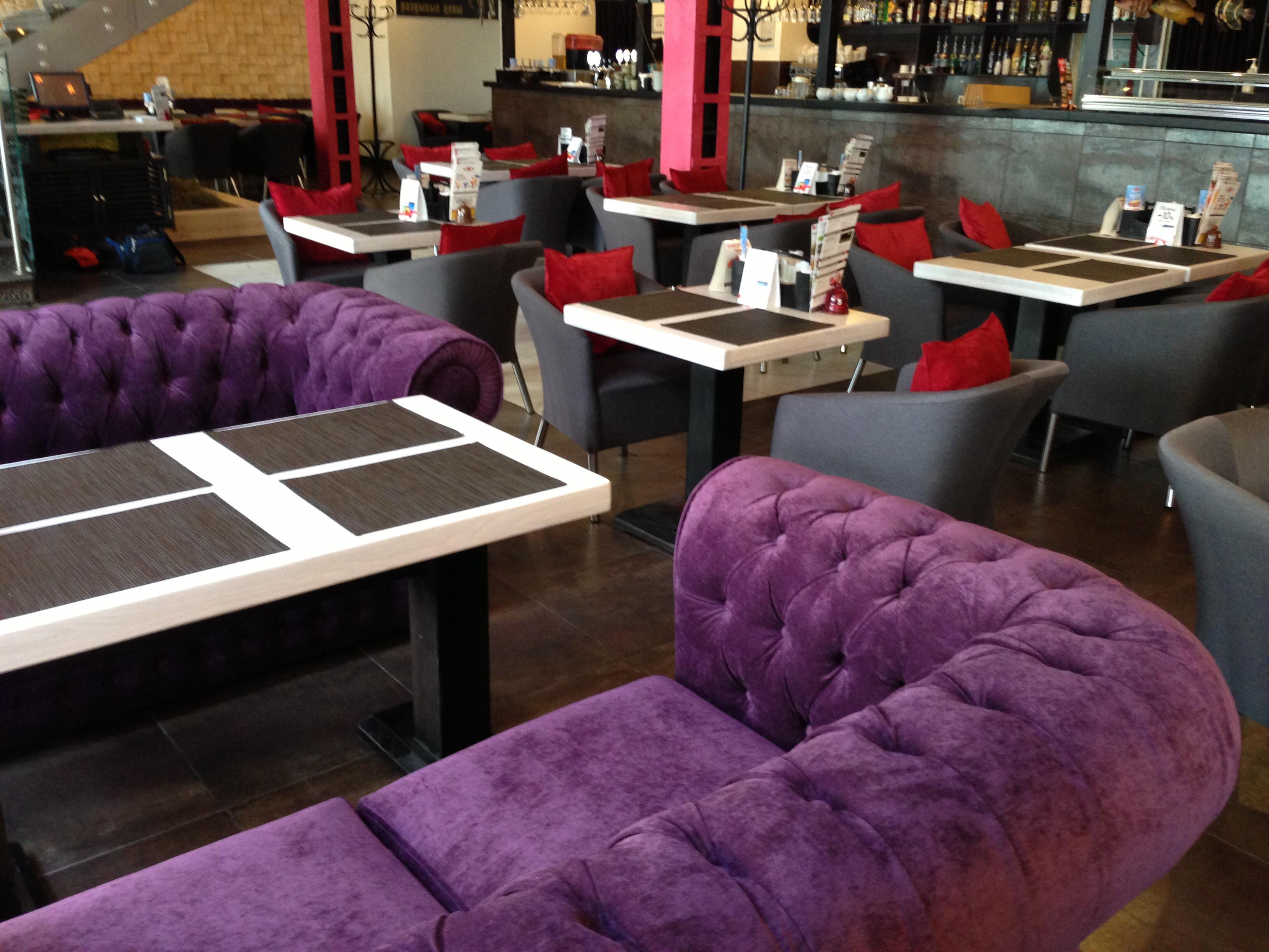 Мебель для ресторанов  оптом