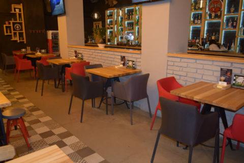 Стулья для кафе, баров, ресторанов