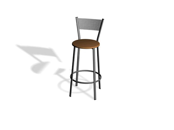Berlin11 - Барный стул BERLIN bar